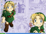 Young Link from Majora's Mask