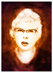 Mrs. Bokor by johnshine