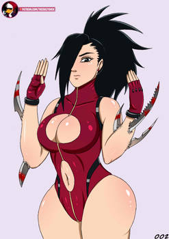 #002 Momo Yaoyorozu Villain - Crazy Girls Collect