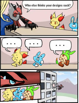 Starter X and Y stupid? Meme