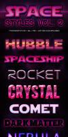 Space Styles Vol. 2