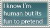 I know-Stamp by Eonami