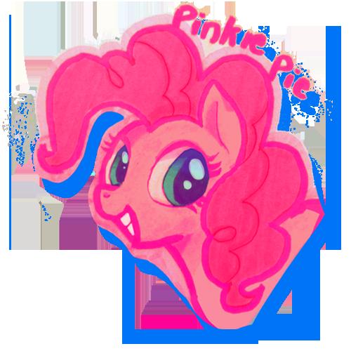 Pinkie Pie by LeLittleLuna
