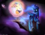 Luna Descends