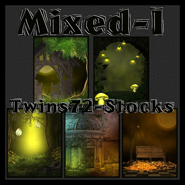 Mixed-I-Twins72-Stocks by Twins72-Stocks