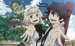 Ao no Exorcist Wallpaper HD: Ao no Sora