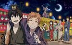 Ao no Exorcist Wallpaper HD: Ao no Tsuki