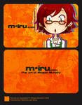 2009 Business Cards by MechaBerry