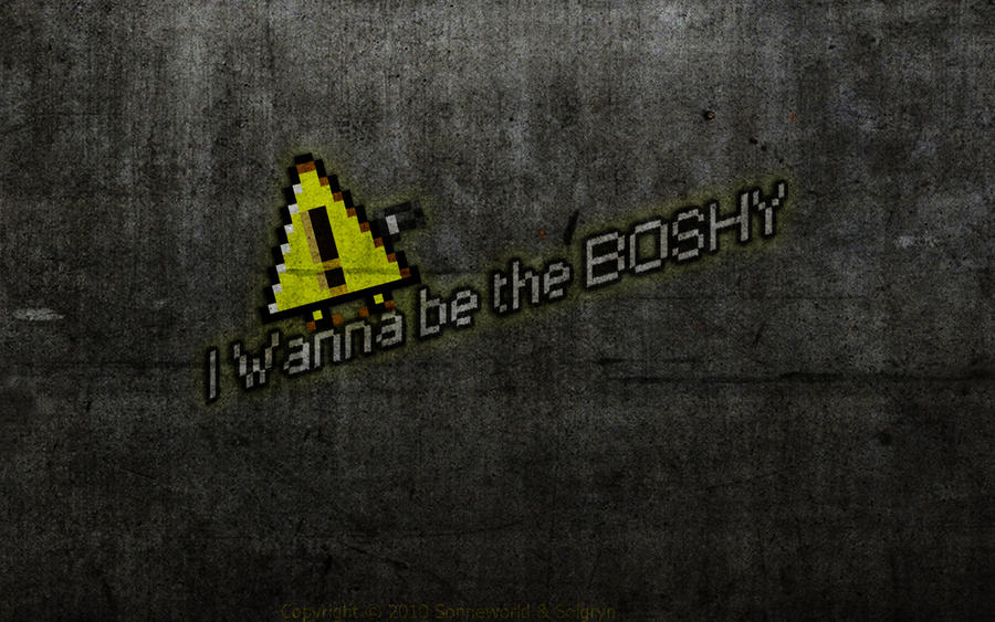 30 Questions: Video Game Style I_wanna_be_the_boshy_V1_by_SonneWorld