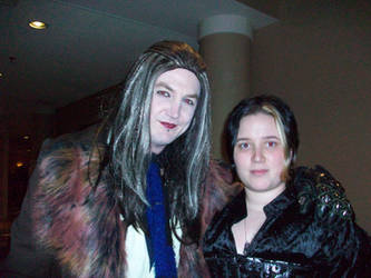 me and the graverobber cosplay