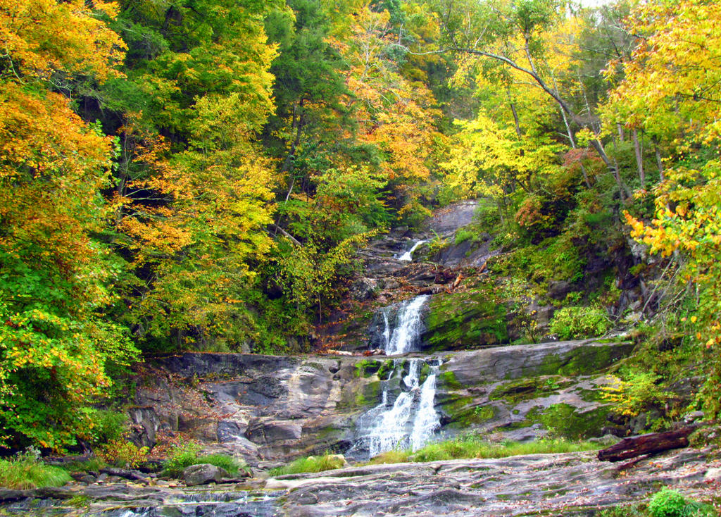 Kent Falls State Park by RealityIntolerant