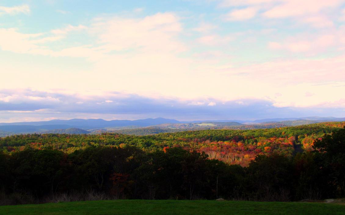 Autumn Landscape by RealityIntolerant