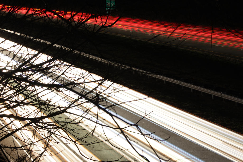 NYE Traffic by RealityIntolerant