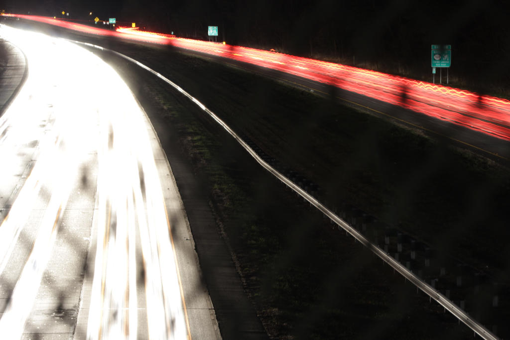 NYE Traffic II by RealityIntolerant
