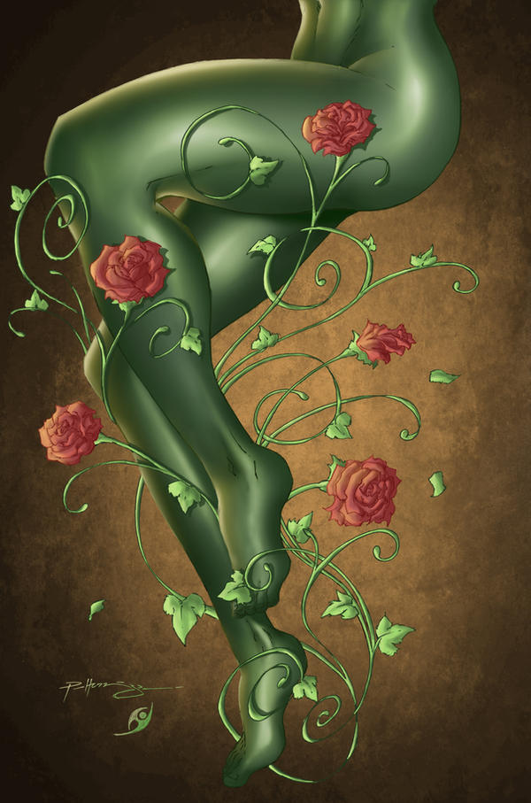 Poison Ivy by Patrick-Hennings