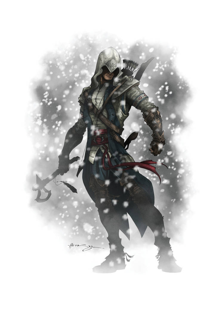 Assassins Creed 3:  Connor