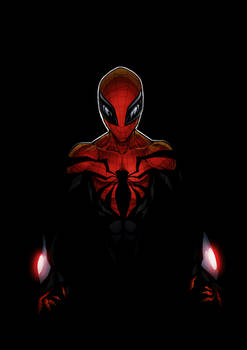 Superior Spiderman by Patrick-Hennings
