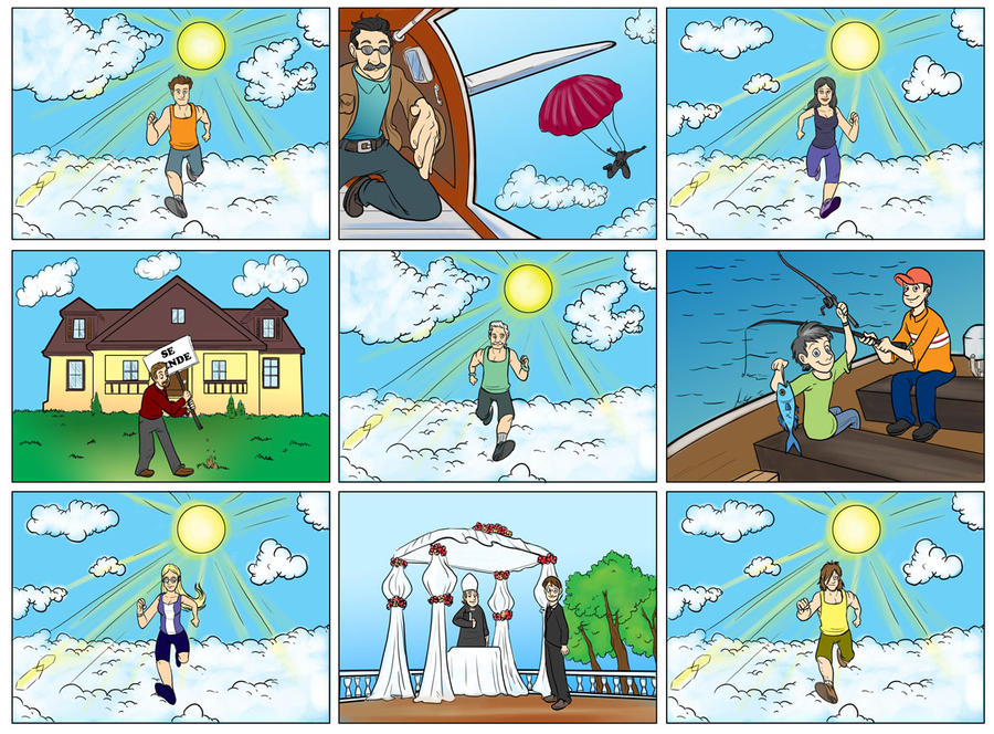 Storyboard Sample 2 by samuelfigueroa on DeviantArt – Storyboard Sample