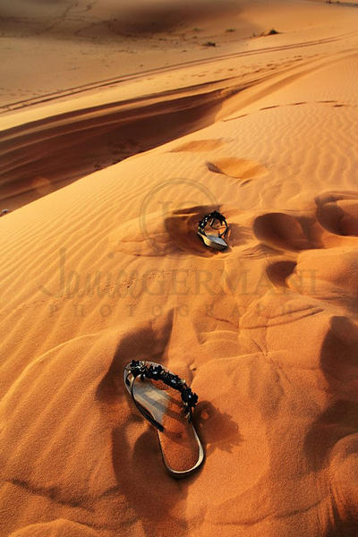 Morocco's Sands by Je-Nice
