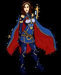 Helena (Lucina: FireEmblem) by AIexShepherd
