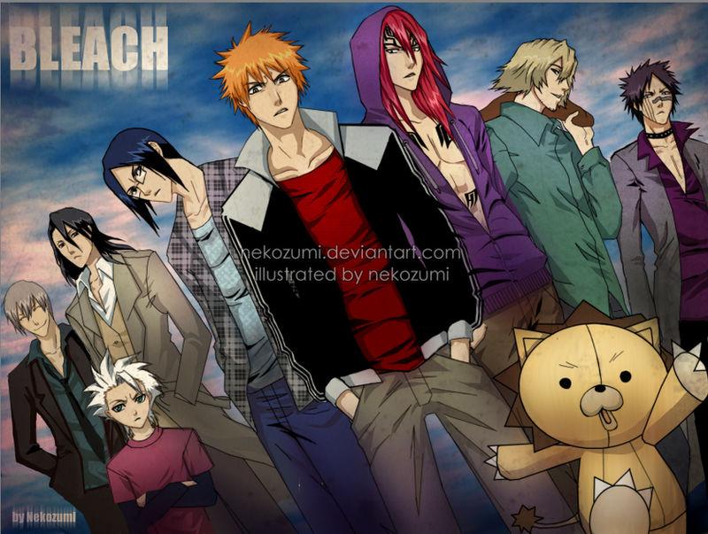BLEACH - Boys