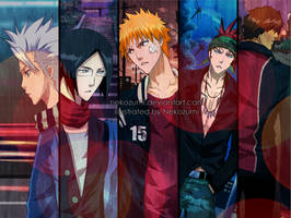 BLEACH - These streets by Jennaris