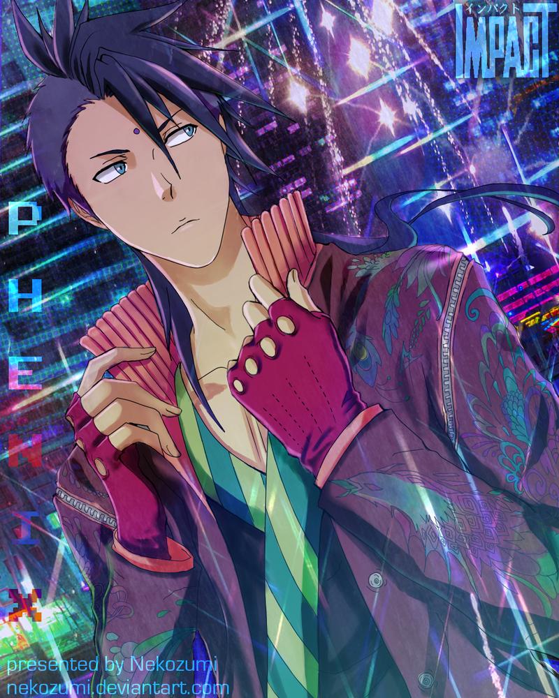 I M P A C T - ELECTRICITYSCAPE by Nekozumi