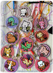 FOR SALE - Chinese Zodiac charms