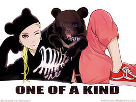 G-DRAGON - ONE OF A KIND by Jennaris