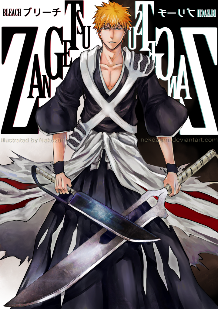 BLEACH - DOUBLE BLADE by Nekozumi