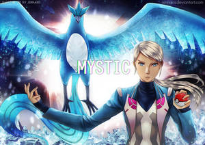 POKEMON GO - MYSTIC