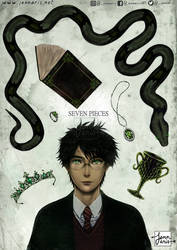 HARRY POTTER - SEVEN PIECES