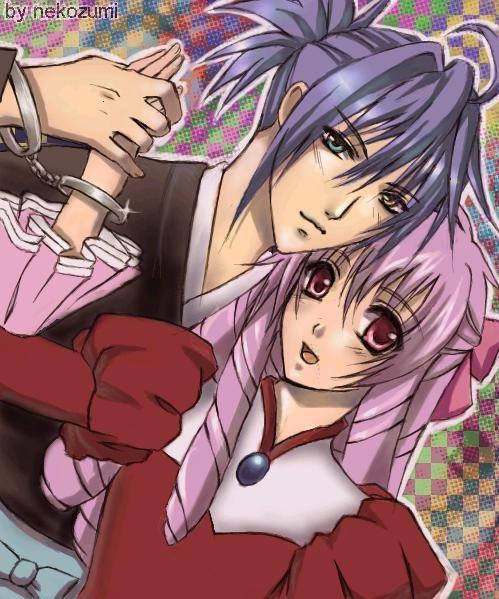 SUKISYO - Yoru and Ran by Jennaris