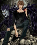 Death Note - I U S T I S I A