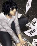Death Note -  L A M B D A