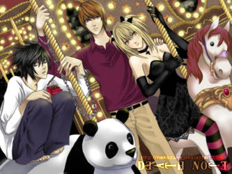 DEATH NOTE -  Carrousel by Jennaris