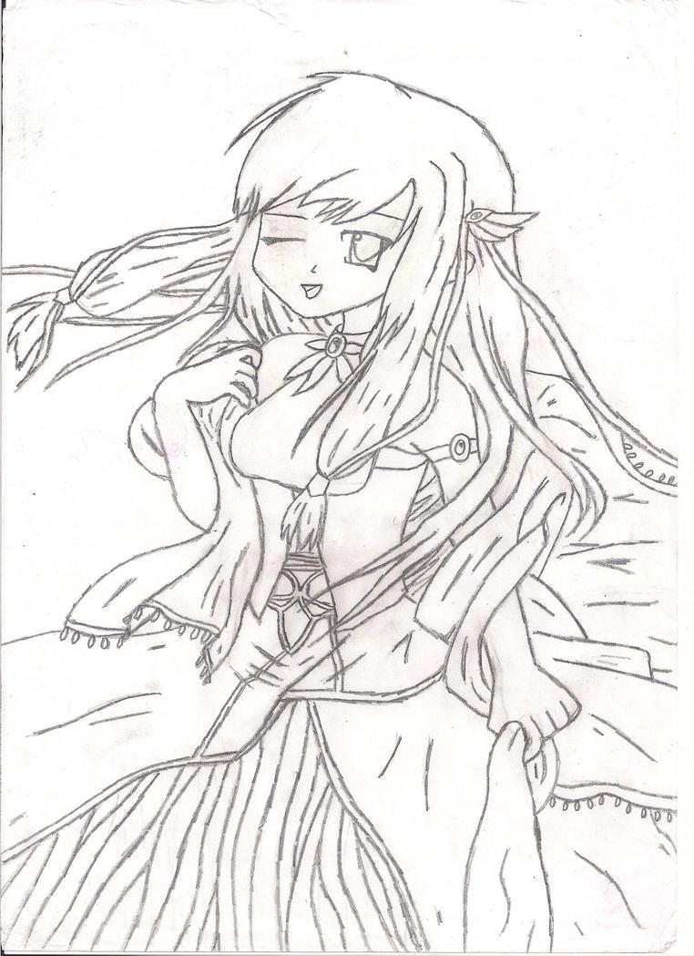 Anime Princess By Macayumi On DeviantArt