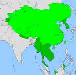 Imperial China (Qing Dynasty) 1765 A.D.