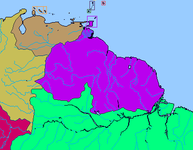 Alt - The United Republic of Guyana by Sharklord1