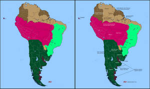 ALT - South American WW3 by Sharklord1