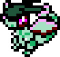 Flygon Pixelated by lolvirtue