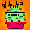 Cactus Muffin by lolvirtue