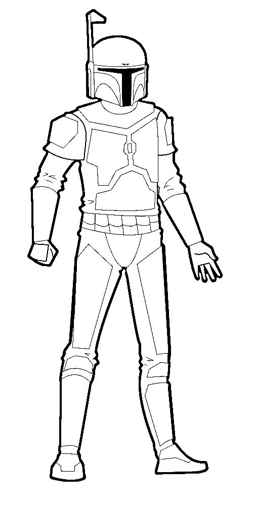 Pin Mandalorian Armor Template on Pinterest