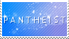 Pantheist Stamp by SqueezyBat
