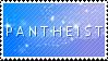 Pantheist Stamp by SqueezyBat