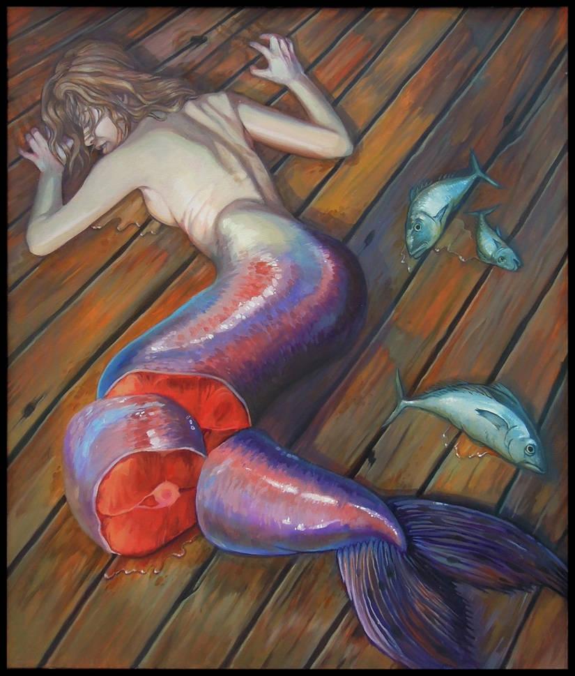 The Little Mermaid by NataliaRak