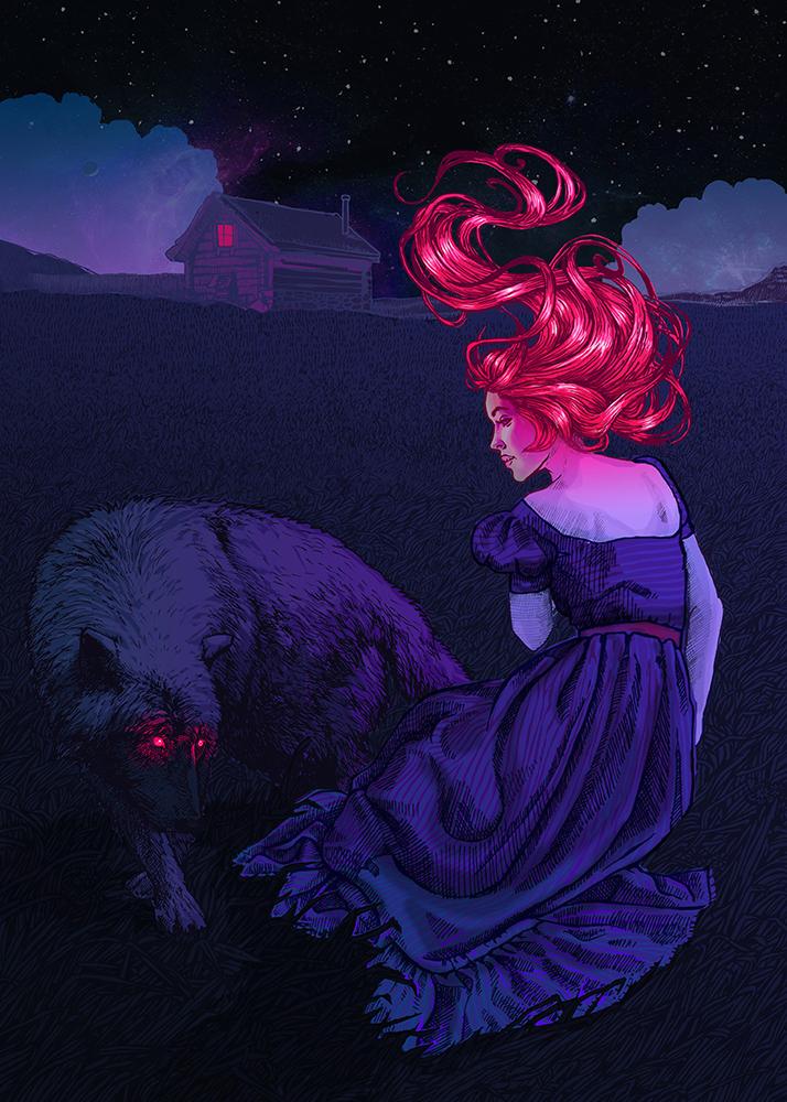 Midnight by NataliaRak