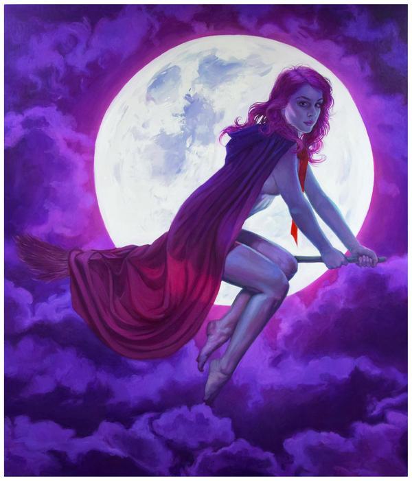 The wisper f the Witch