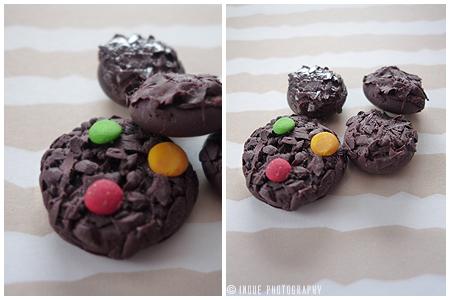 chip cookies pendant by maajonez