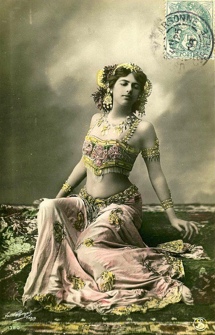 Mata Hari Stock by cAnDiEsFoReVeRyOnE